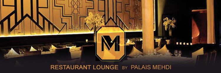 Restaurant M Marrakech Palais Mehdi
