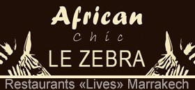 African-chic restaurants lives Marrakech