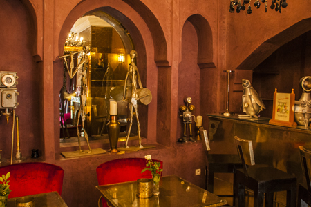 Restaurant WOW Marrakech