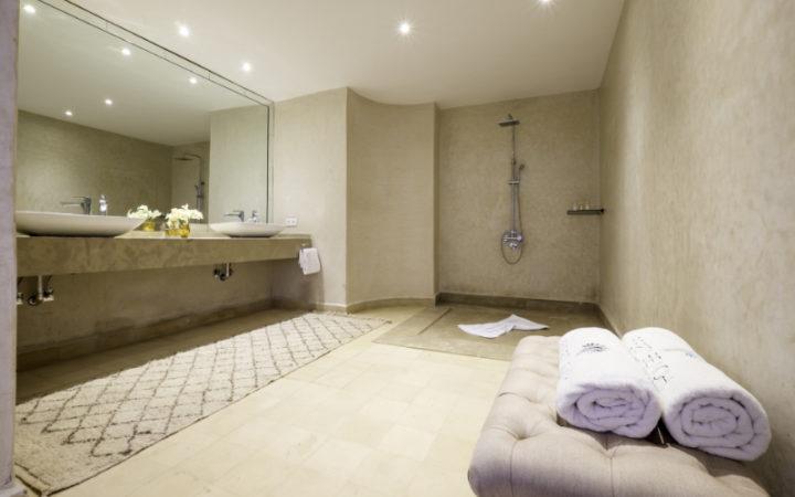 Loft Suite de la maison Blanche Marrakech