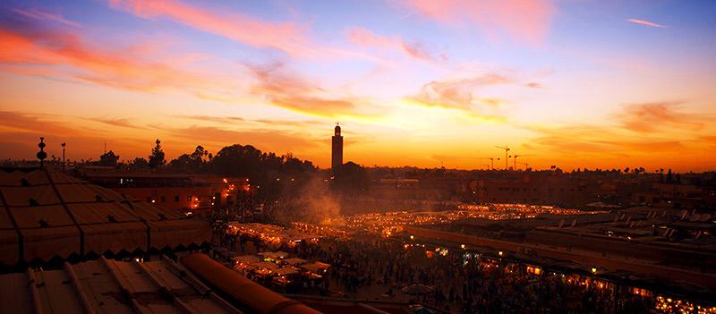 Médina Restaurée Marrakech
