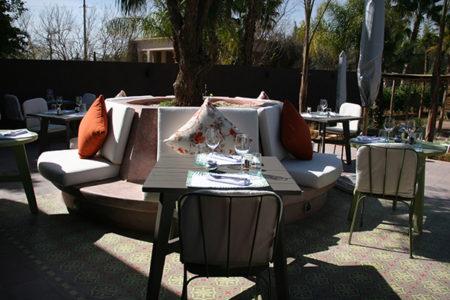 Chouet Restaurant Marrakech