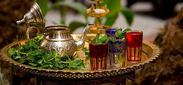 Le zeitoun Café Marrakech