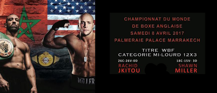 combat de boxe marrakech