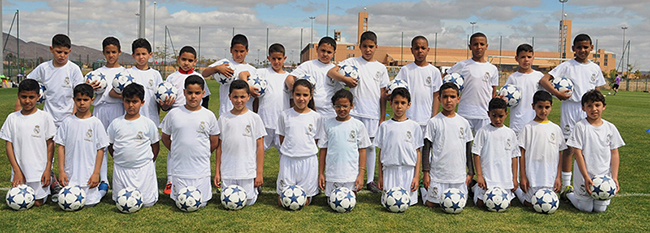 Fondation Real Madrid Marrakech