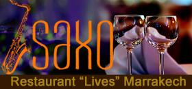 Saxo Restaurant Marrakech
