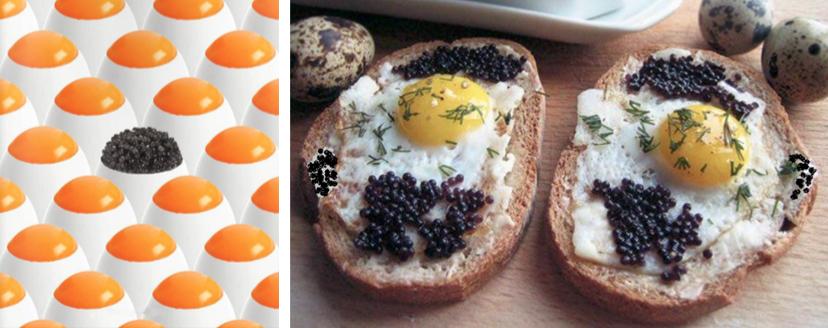 CM Caviar Maroc Recette