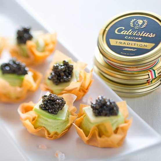 CM Caviar Maroc Recettes