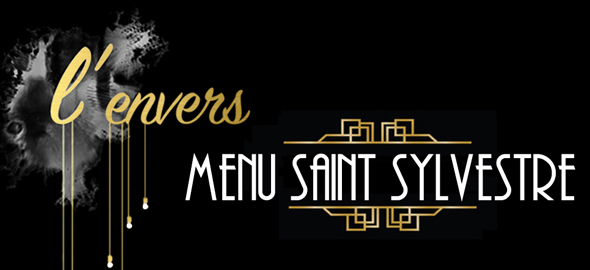 Menu Réveillon 2018 Marrakech L'Envers