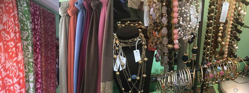Boutique Michèle Baconnier Marrakech