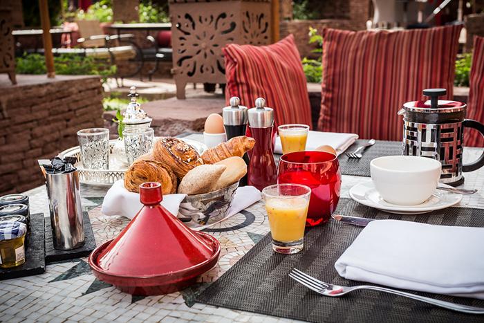 Restaurant Marrakech Le Jardin Sofitel