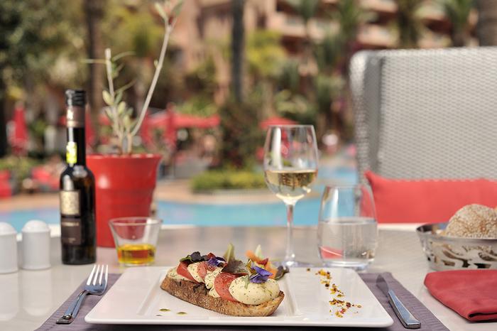 Restaurant Marrakech Oasis Sofitel