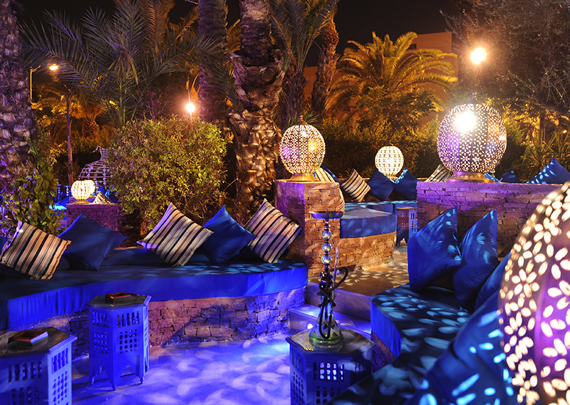 Restaurant Marrakech SO Lounge Sofitel