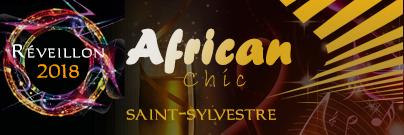 African Chic Réveillon 2018