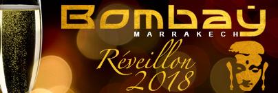 Bombay Marrakech Réveillon 2018
