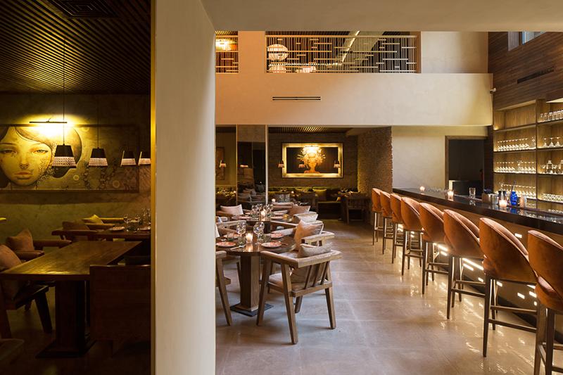restaurant Asian Marrakech