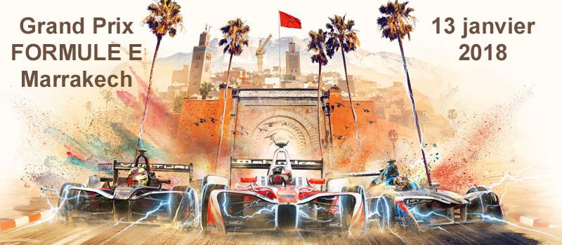 Formule E Marrakech 2018