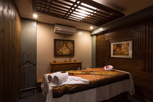 Massage Marrakech Sabai Institut