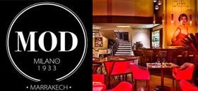 MOD MILANO 1033 Restaurant Marrakech