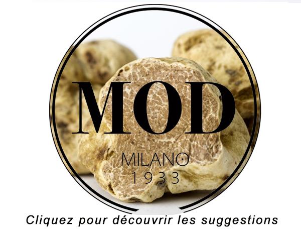 Suggestions truffe blanche MOD MILANO MARRAKECH